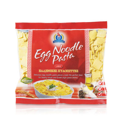 egg noodle pasta - large