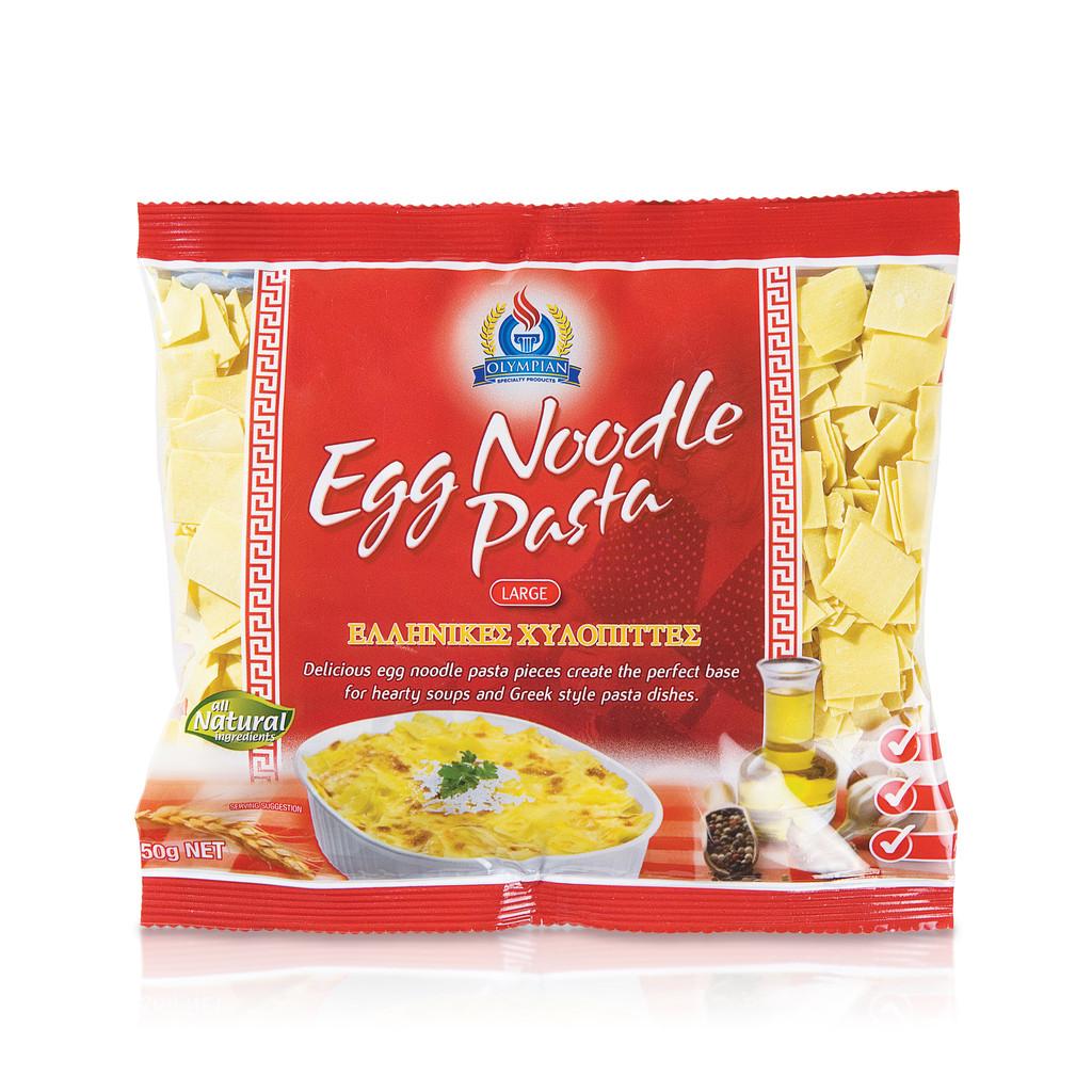 egg noodle pasta - large