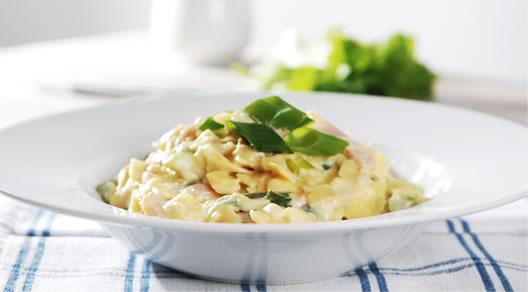 Egg Noodle Oven Pasta Bake Recipe