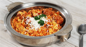 Country Style Meatball Pasta