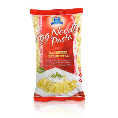 egg noodle pasta small