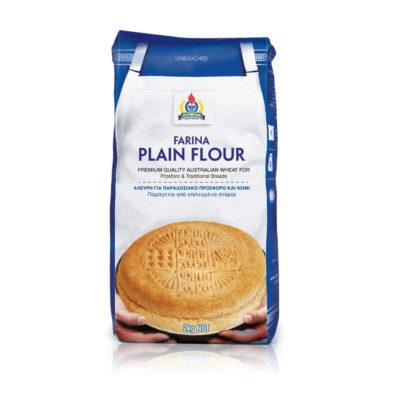 farina plain flour