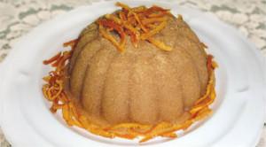 halvas (semolina pudding)