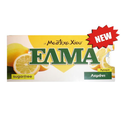 Elma Chewing Gum Lemon