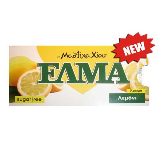 Elma Chewing Gum Lemon