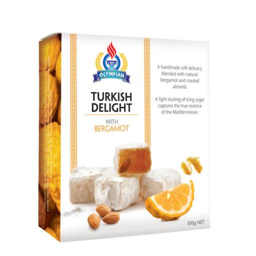 Turkish Delight - Bergamot