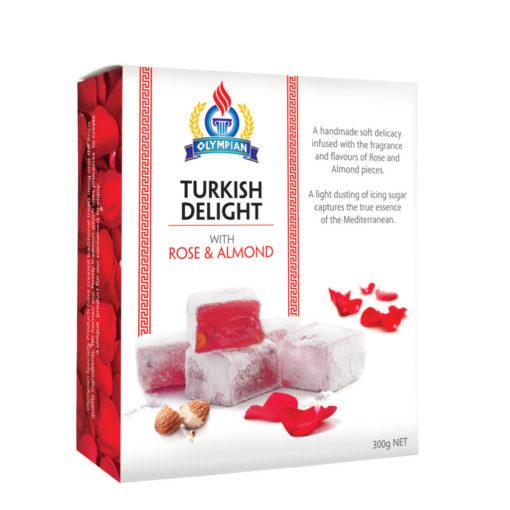 Turkish Delight - Rose Almond