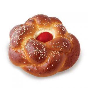 Greek Lent bread