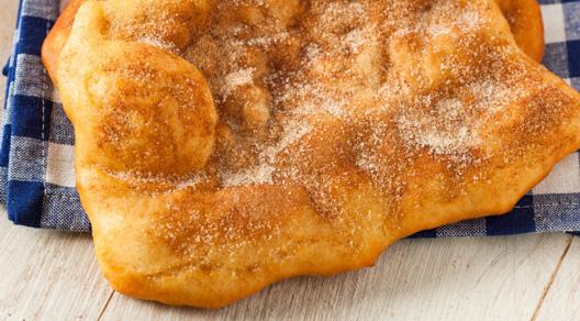 ladopsomo - Greek fried bread