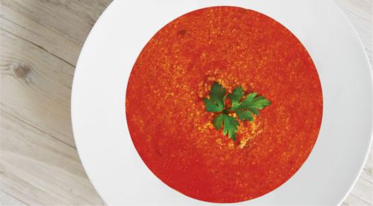 trahana soup