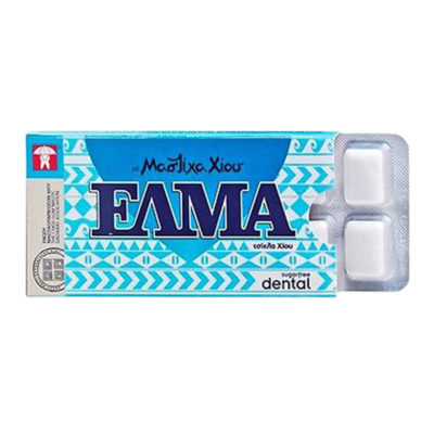 Elma Chewing Gum Dental