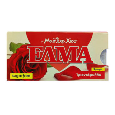 Elma Chewing Gum Rose