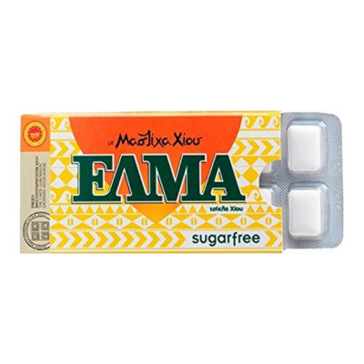 Elma Chewing Gum Sugar-Free