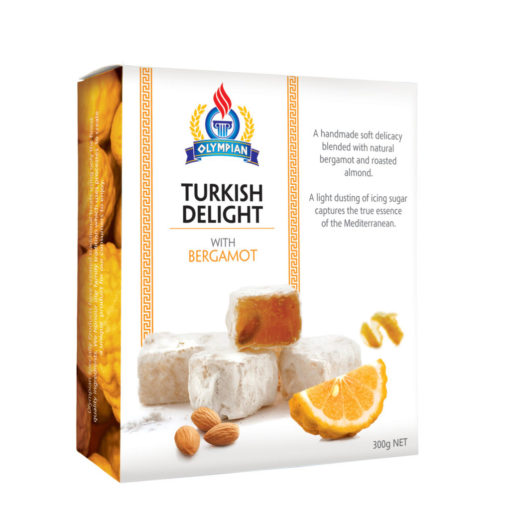 Turkish Delight - Bergamot