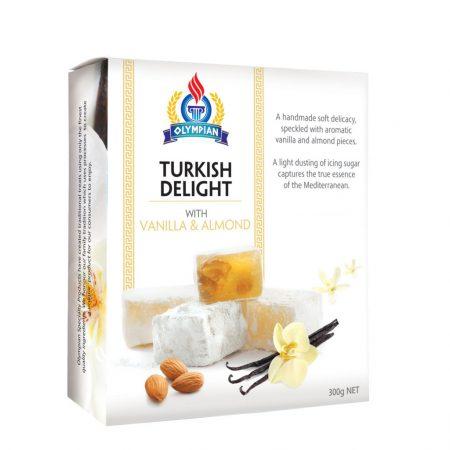 Turkish Delight - Vanilla Almond