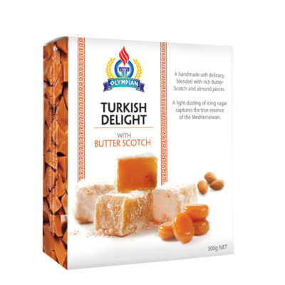 Turkish Delight - Butterscotch