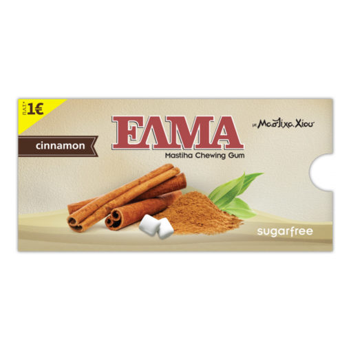 Elma Chewing Gum Cinnamon