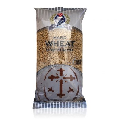 Hard wheat (koliva) - Olympian Foods