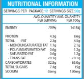 Nutritionals Dairy Free Sweetloaf