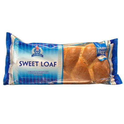 Greek Sweet loaf - Dairy Free