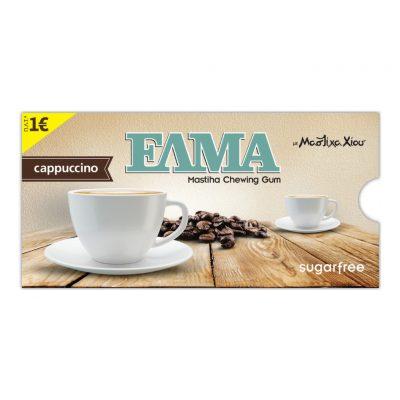 Elma Cappuccino Chewing Gum