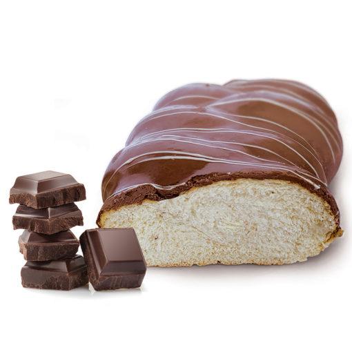Chocolate Coated Sweetbread (Tsoureki – Brioche)