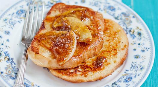 Fetoydia Φετούδια French toast