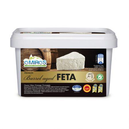 Omiros Barrel Aged Feta Cheese