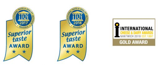International cheese and dairy awards