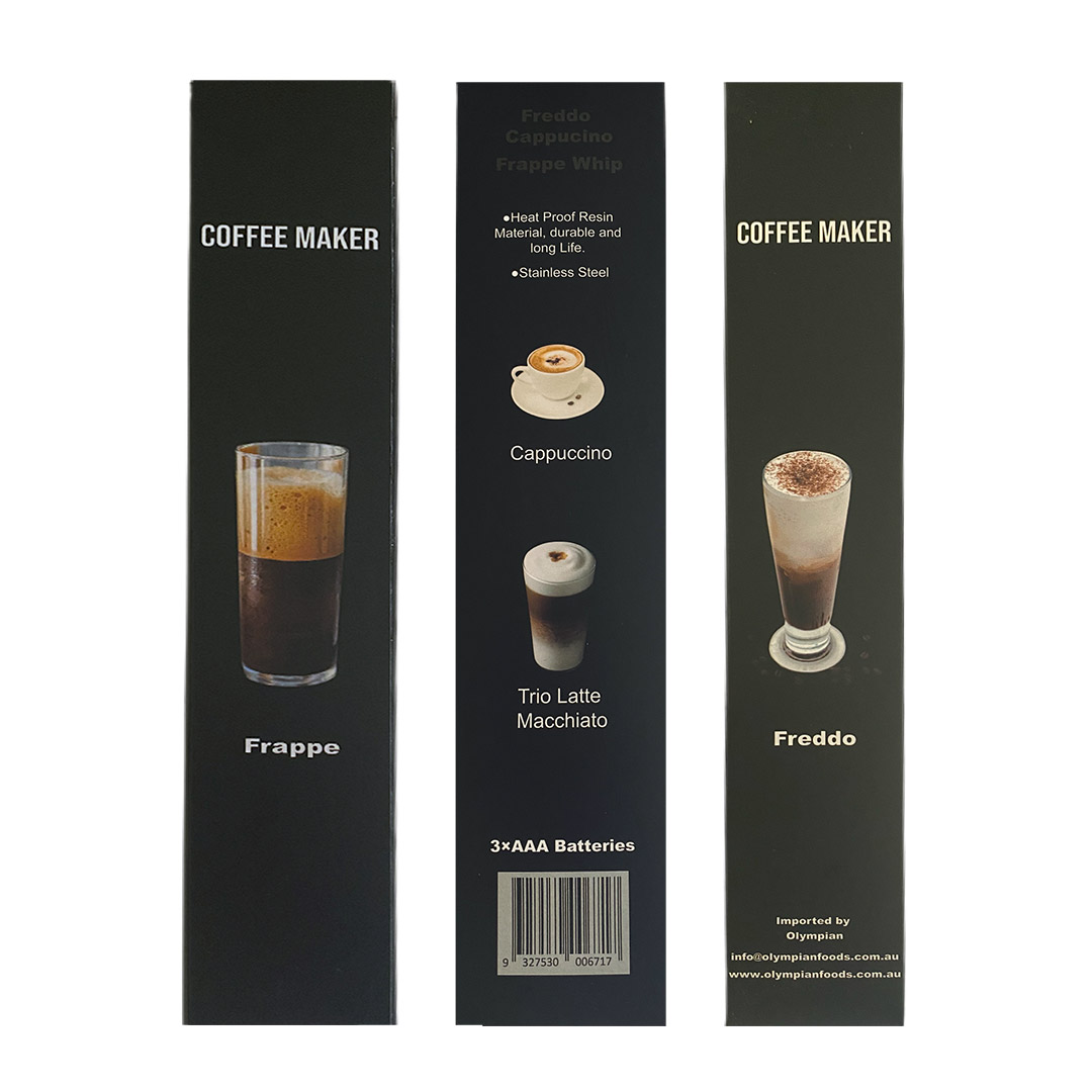 Frappe Coffee Maker