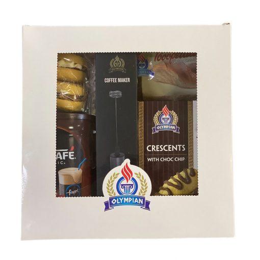 Frappe Coffee Grazing Box