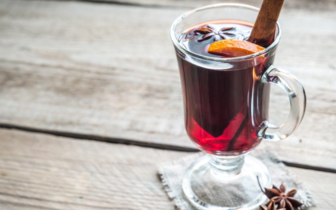 Greek Mulled wine – Krasomelo