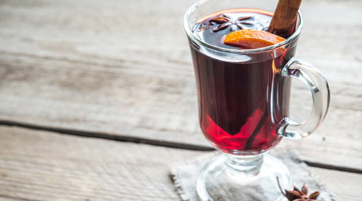 Greek mulled wine