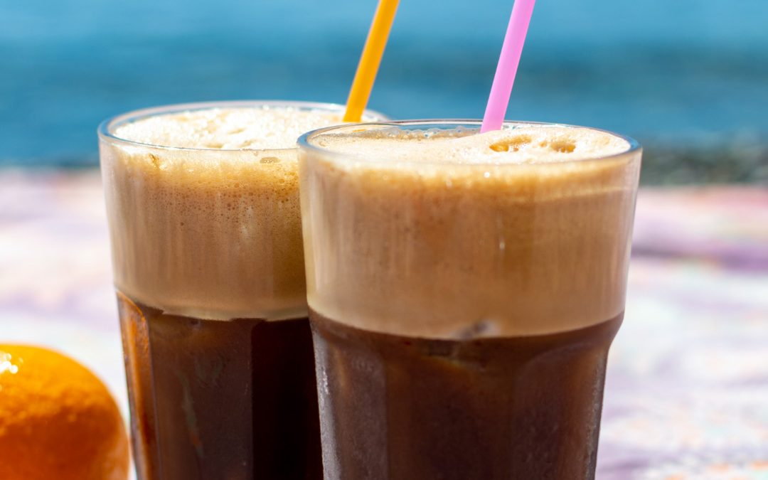 Frappes and Freddos – Traditional Greek Summer Coffee