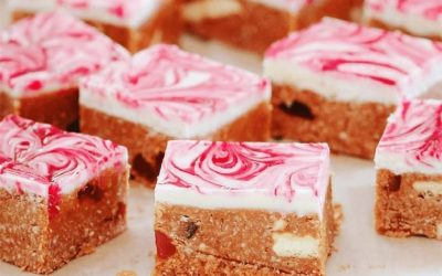 Turkish Delight Slice