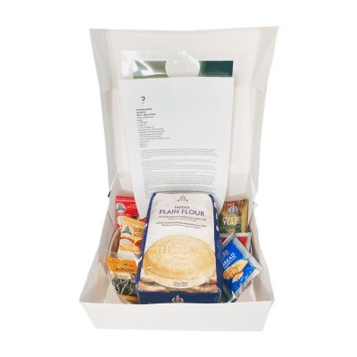 Tsoureki Baking Kit Gift Box
