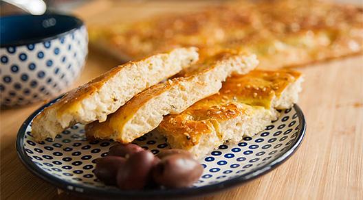 Lagana Bread - Greek Easter
