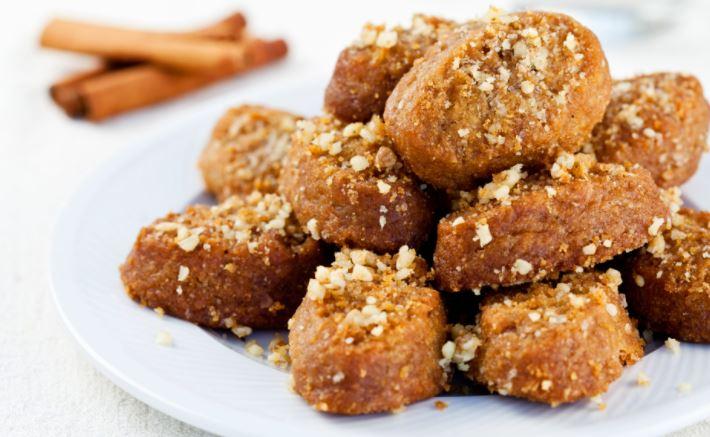Melomakarona in Greek, Honey Macaron in Australian!
